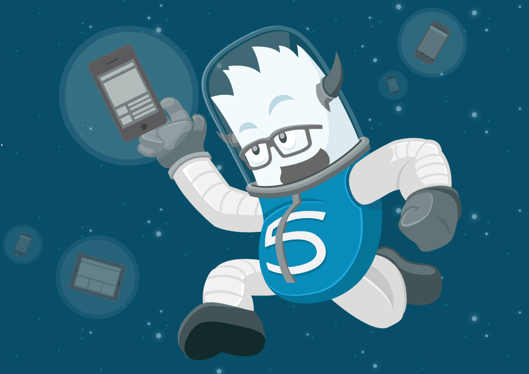 Zurb Foundation 5 released